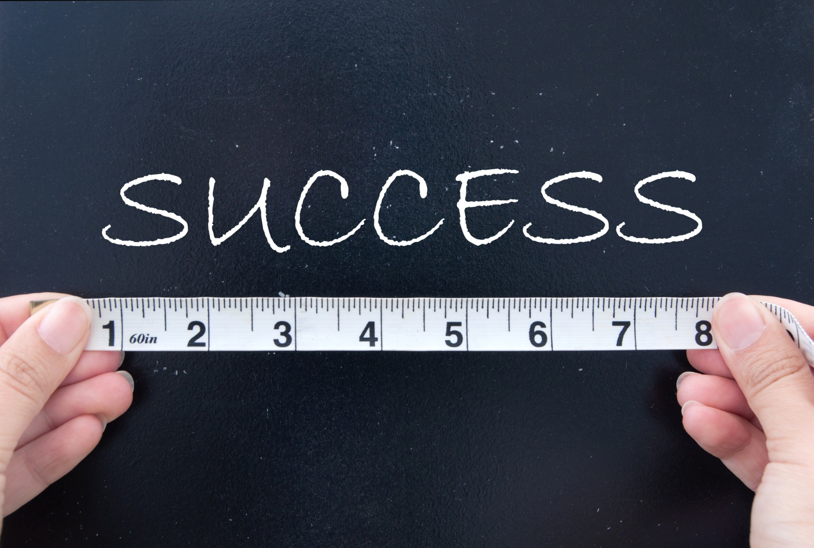 How do you measure the success of a blog post?