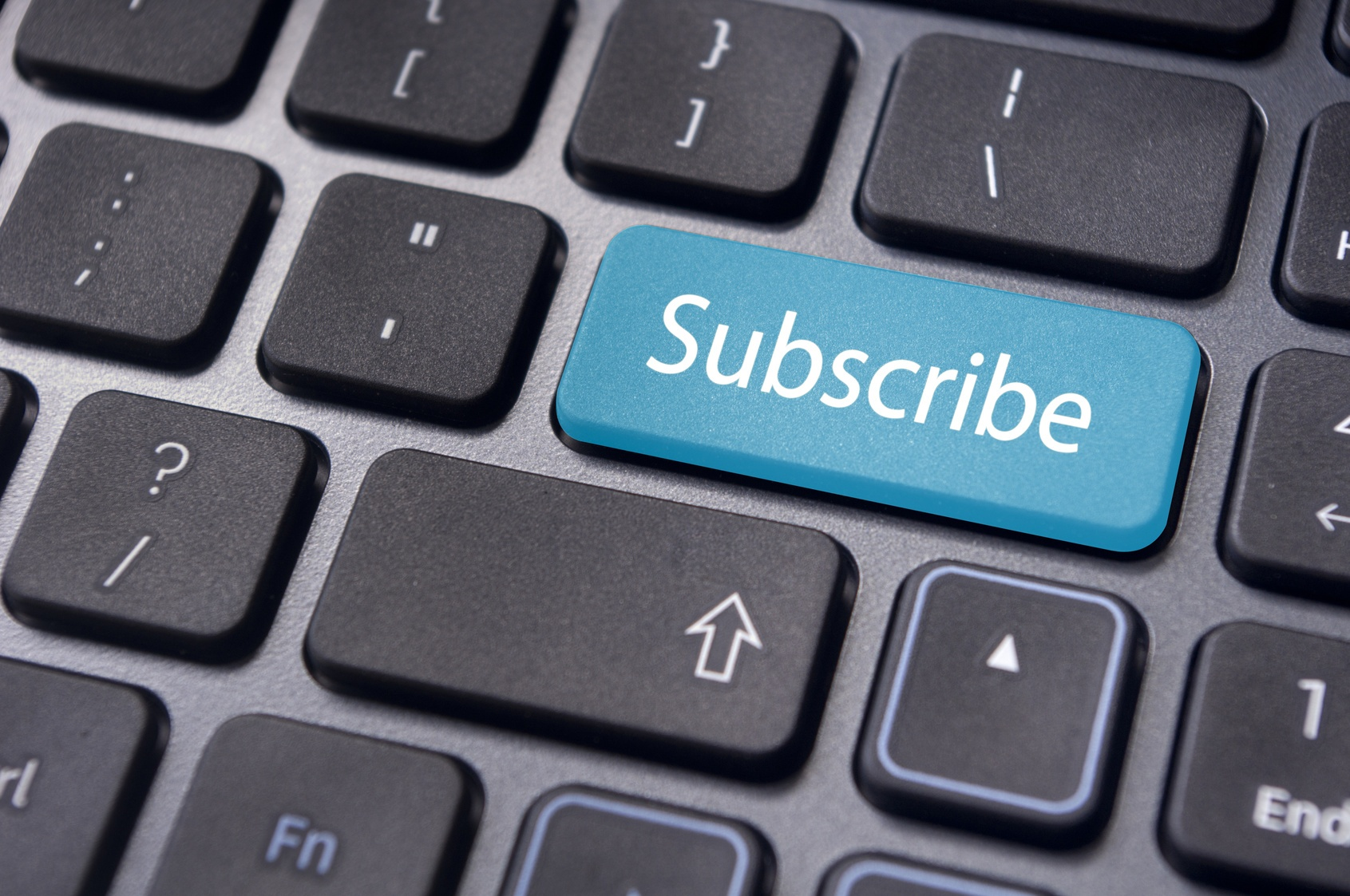 With a great blog and an easy subscription process, growing your list of subscribers is easy and effective.