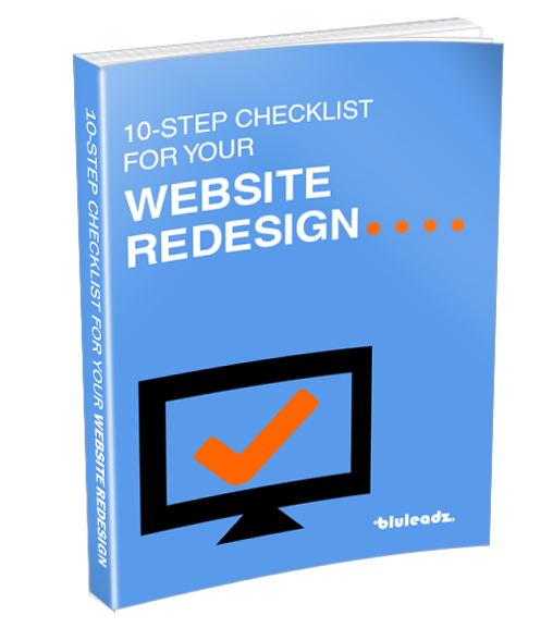 10 Step Checklist For Your Website Redesign