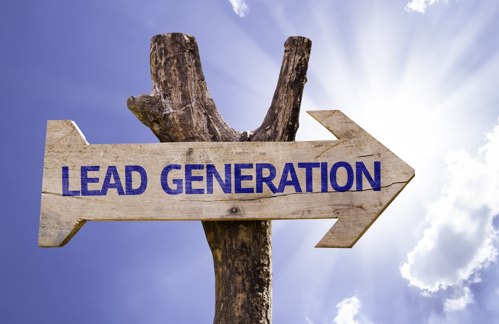 Blogging leads to lead generation