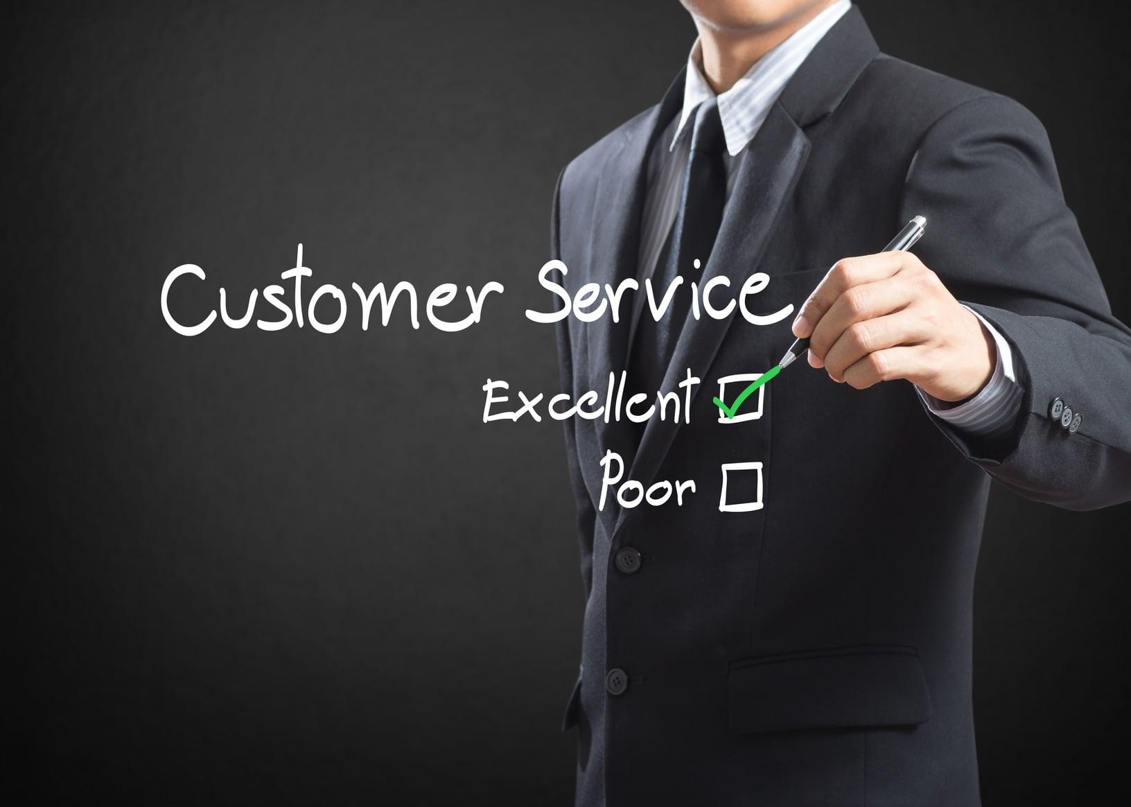 Provide Excellent Customer Service