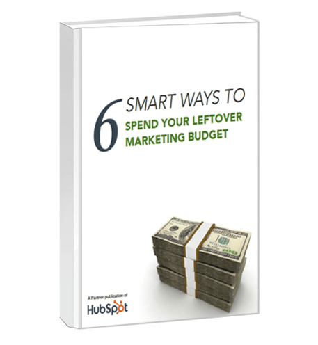 6 Smart Ways To Spend Your Leftover Marketing Budget