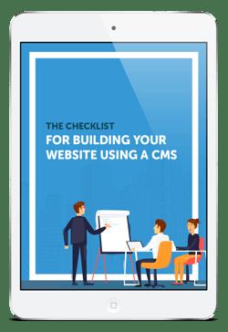 CMS Checklist 3D cover