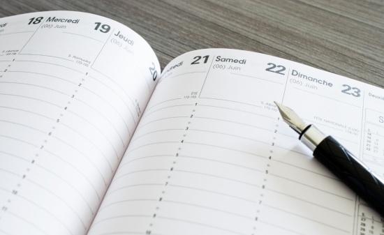 setting a sales call agenda