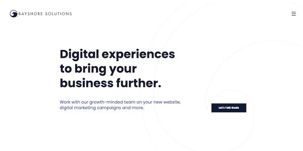 Bayshore-website