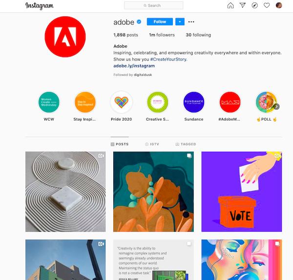 Adobe-instagram
