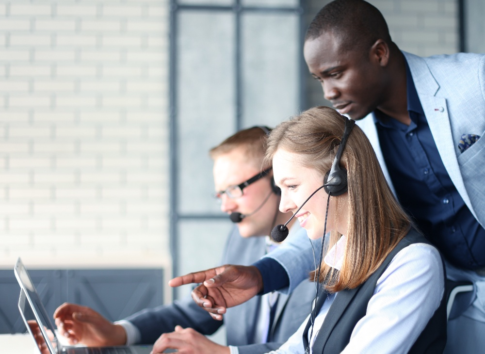 Performance metrics for customer service managers