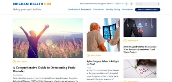 Brigham HealthHub