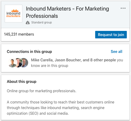 HubSpot-LinkedIn-Group