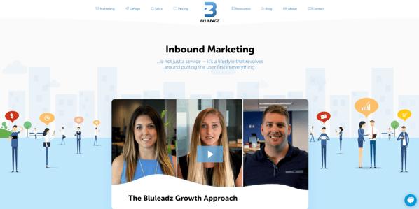Bluleadz Rebranded
