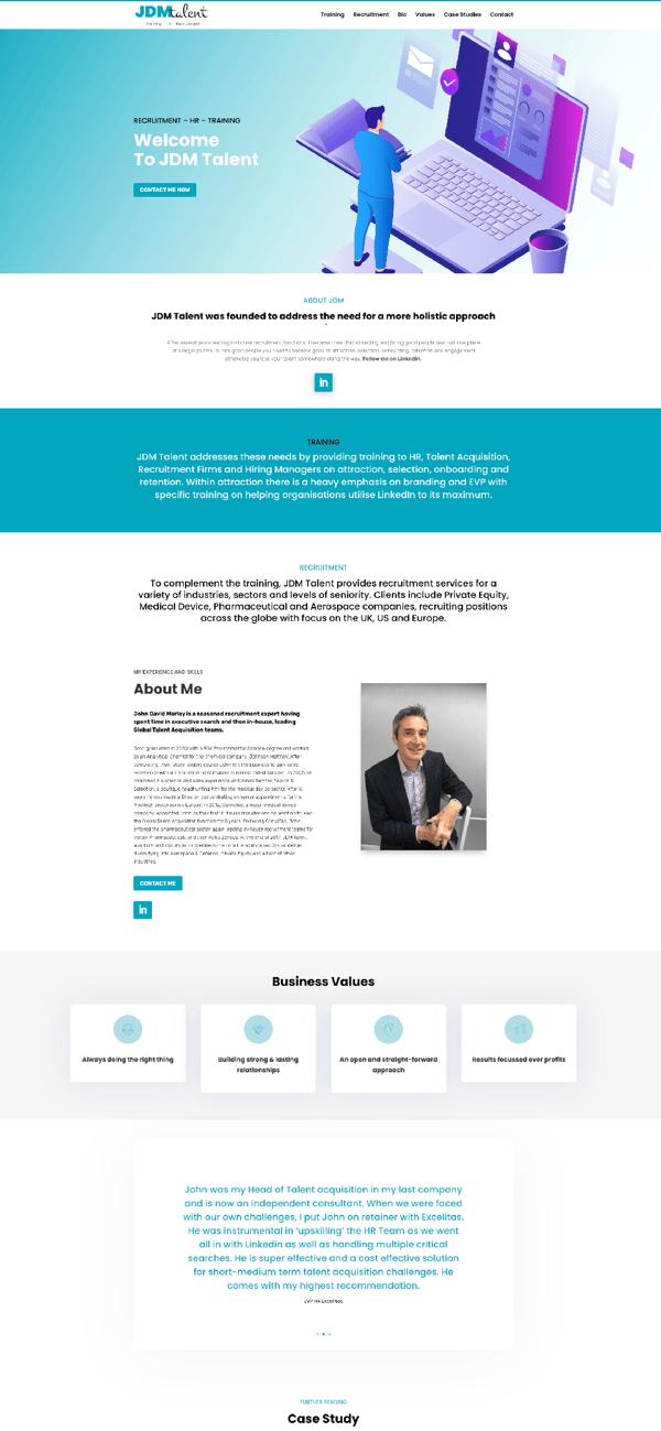 JDM-Talent-website