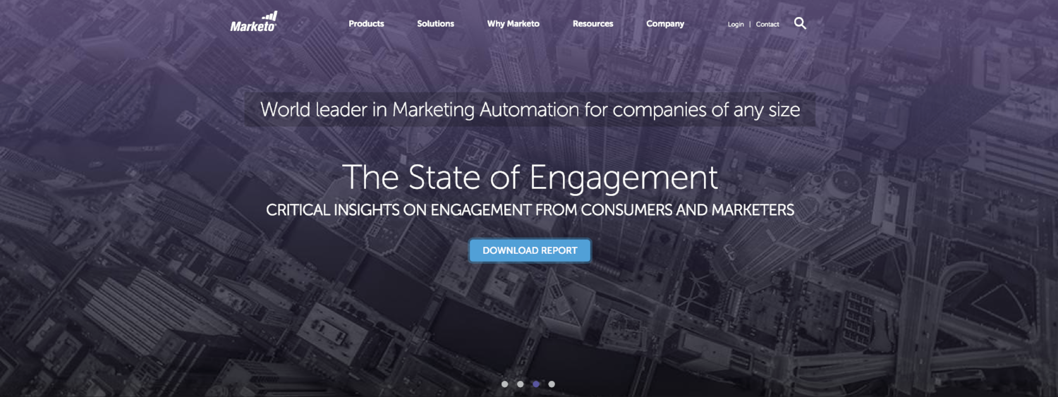 Marketo's MarketingAutomation