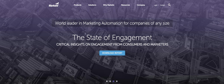 Marketo's MarketingAutomation