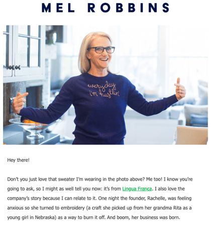 Mel-Robbins-Newsletter