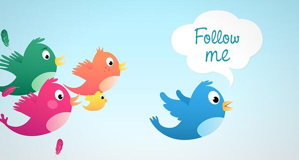 25 Tips to get more followers on your companies twitter account.