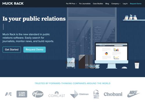 MuckRack-homepage-2019
