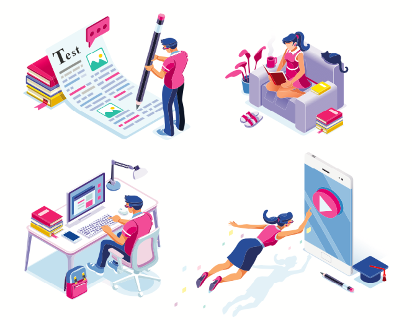 Digital marketing skills and self-education