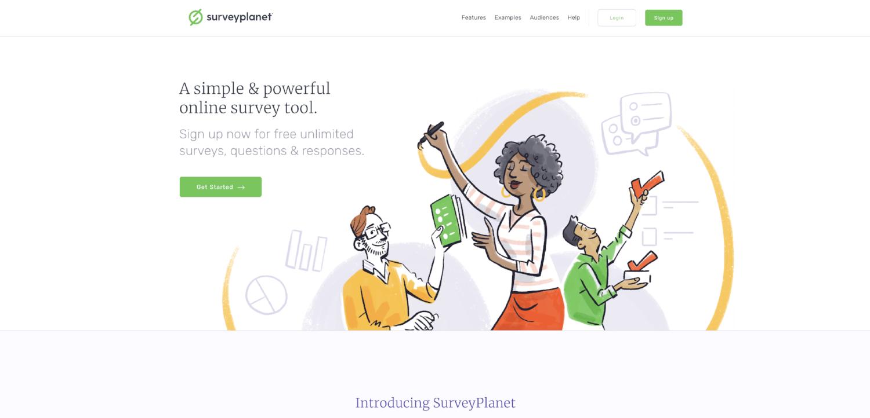 SurveyPlanet