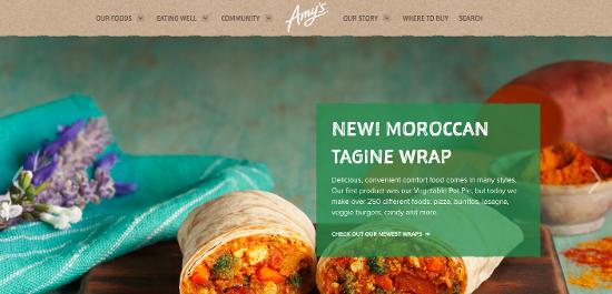 amys-website