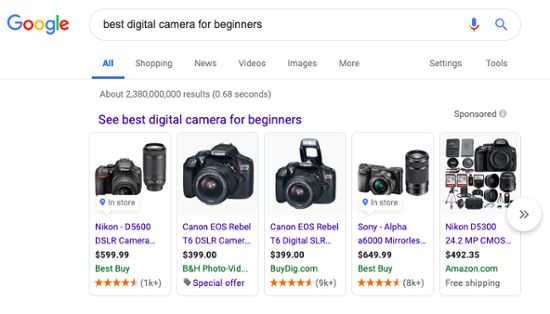 best-digital-cameras-paid-search