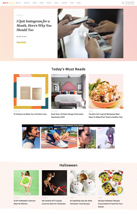 brit+co-website-design