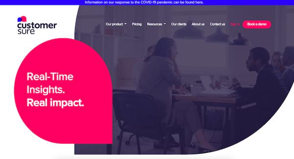 customersure-homepage