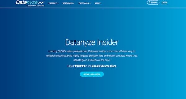 datanyze-website