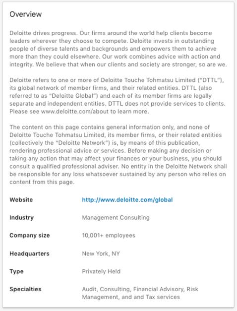 deloitte-linkedin-about