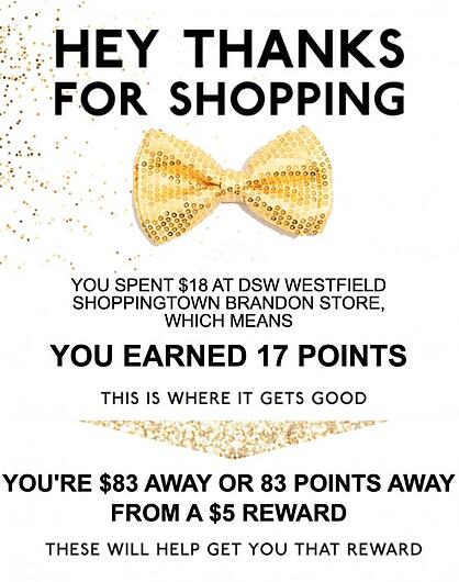 dsw-rewards-program