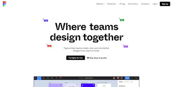 figma-website