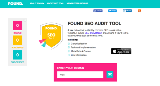 SEO audit tools for my business