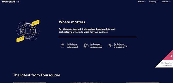 foursquare-homepage