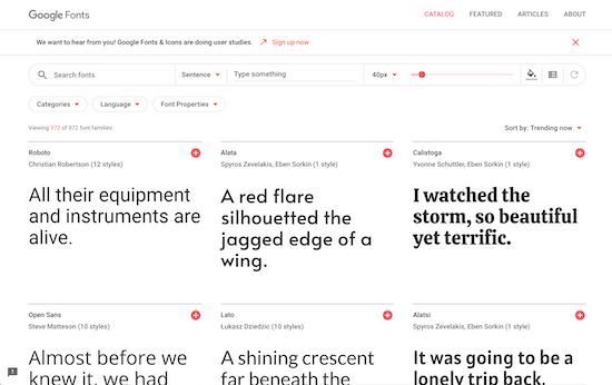 google-fonts-homepage