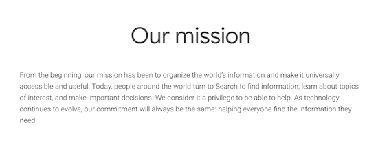 18 Captivating Mission Statement Examples You Need to Read