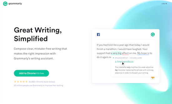 grammarly-homepage