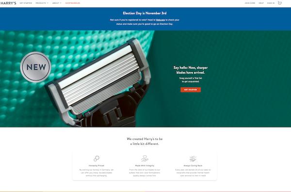 harrys-webpage