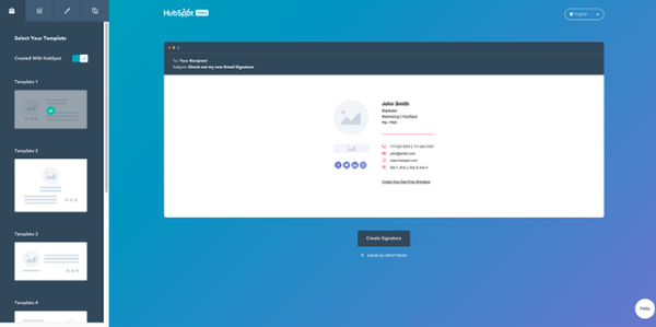 hubspot email sig generator-1