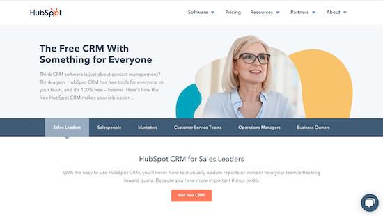hubspot-homepage