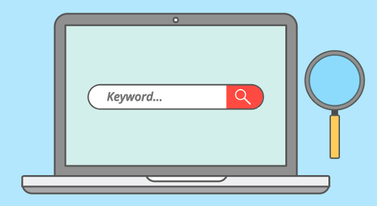 what are secondary keywords