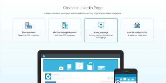 linkedin-create-a-page