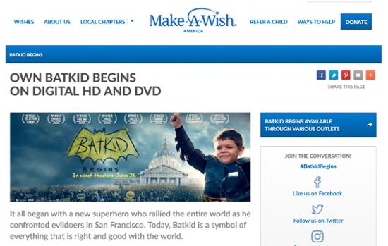 make-a-wish-social-media