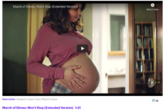 nonprofit-march_of_dimes_video_campaign