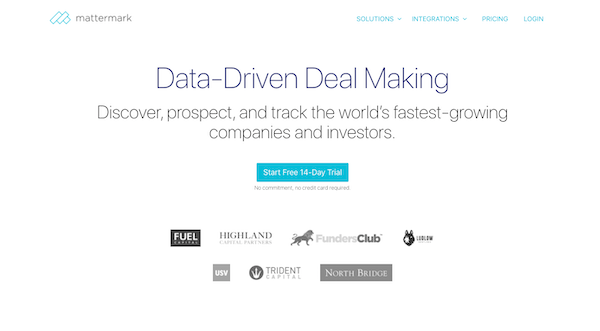 mattermark-website