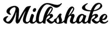 milkshake-font