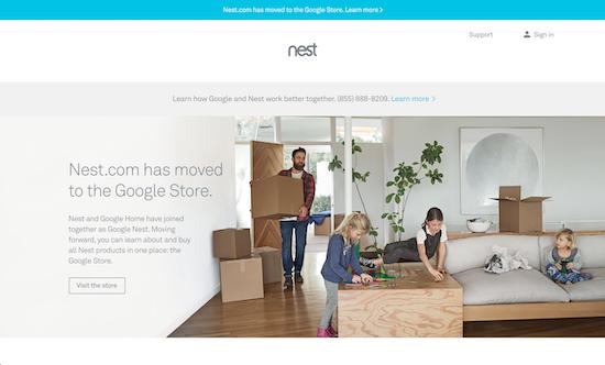 nest-homepage
