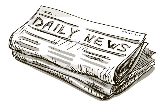newspaper-fold