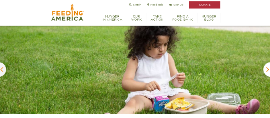 nonprofit-feeding-america-website