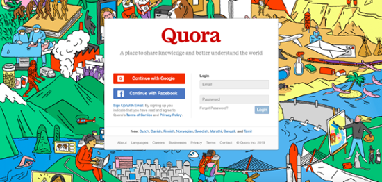 quora-registration