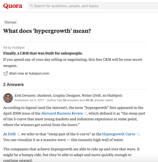 quora-thread