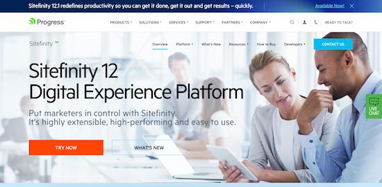 sitefinity-cms